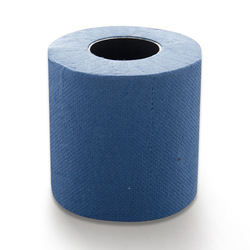 4pcs/lot colored toilet paper Paper personalized multicolour print toilet rolls blue toilet paper bumpered carton(China (Mainland))