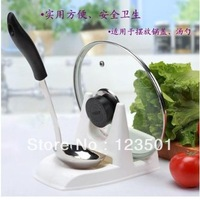 FREE SHIPPING 2-in-1 Spoon Rests,pot rack,Pot Lid Holder