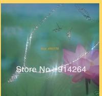 Wholesale 6Sets Bridal/Prom CrystalRhinestone Necklaces   free shipping