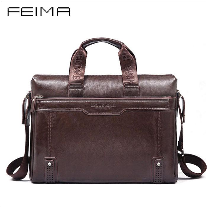 Мини сумки, Барсетки Маленькая сумочка 2013 Designer Fashion Vintage Men's Genuine Leather Bags Briefcase Shoulder...