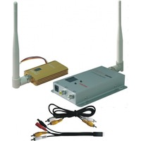 2013 NEW Long distance fpv rc 1500mw 1.3 ghz video transmitter and receiver