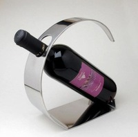 Stainless Steel Red Wine Holder  No.1