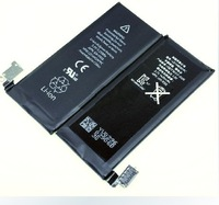 Replacement Battery 1420mAh For iphone 4 4G, 200pcs/lot, DHL Free Shipping,D0090