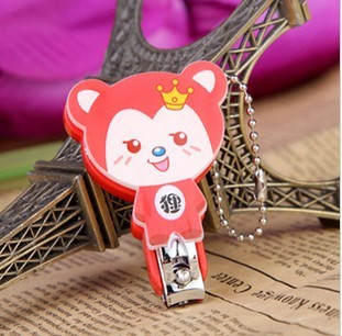 Toy cartoon finger plier lyrate animal finger cut cartoon nail clipper 23