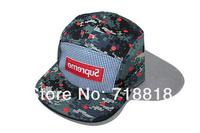 supreme CDG Camouflage wave point BOX LOGO cap baseball cap COMME des GARCONS SHIRT baseball cap cotton label Free shipping