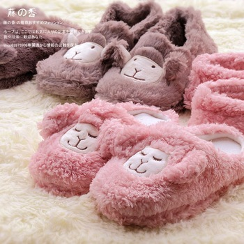 Big sheep sleep peacefully alpaca little sheep plush home floor lovers thermal