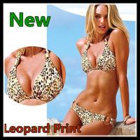 Free shipping/Swimwear New Arrival Women's Bikinis VS Bikini with Leopard grain Sexy for swimsuit for Women beachwear