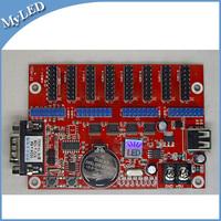 TF-M3U Multi-area LED Controller Card For Mono Color LED Display Double Color LED Panel And Full Color LED Screen