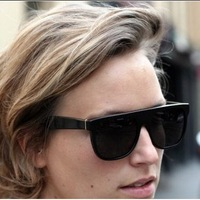 I-bright justin biber sunglasses women star style sunglasses men flat top glasses wholesale 5pcs/lot  free shipping