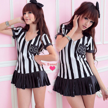 Football jazz dance costume clothes female dance clothes ktv clothes  FREE SHIPPING