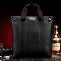 Free shipping Male bag briefcase business bag handbag casual bag british style man bag