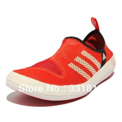 Cheap Sneakers shoes ,A new Neutral couple shoes neutral wading off-road shoes,1125-2 vitality Red / Yellow / red energy 40-44 #(China (Mainland))