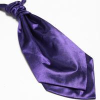men's ascot necktie cravat tie