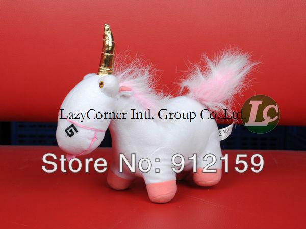 Newest Movie Despicable Me Minion Plush Doll toys unicorn Minion Dave Jorge Stewart Toy Gifts(China (Mainland))