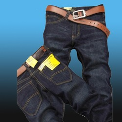Trousers four seasons of paragraph jk jeans abase jeans male(China (Mainland))