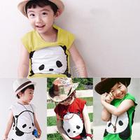 2013 summer boys clothing girls clothing baby child short-sleeve T-shirt tx-0271