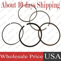 (20 sets a lot) 44mm Piston Ring Rings for GY6 60cc 139QMB 139QMA 1P39QMB Scooter Moped Engine (Brand New)