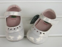 Free Shipping (8 Pairs/lot)2013 New Hi Mum children Shoes 2Colors pink,white ,Sizes:13.5 14 14.5 15 15.5 16 16.5 17