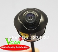 mini HD car rear view camera front view side view rear monitor for 360 degree Rotation Universal fit
