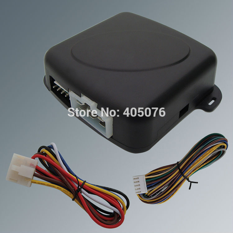 Good Quality Car Separate Remote Start Module Working With Car Alarm Without Start Function And Smart Oil Pump Start Checking(China (Mainland))