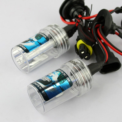 2 X Car HID Xenon HID Head light 12V 35W 9006-8000K Kit Light Bulb w/ Ballasts(China (Mainland))