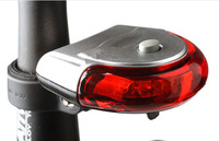Bicycle Safety Warning Light UFO Flash lamp Rear light bicycle Bicycle light 5 LED Bicycle Bike Rear Tail Light