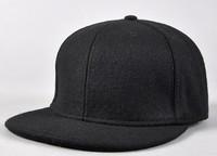 2013 leisure rock warm hip-hop hats napback baseball winter hiphop cap woolen cap flat hat jazz hat baseball cap free shipping