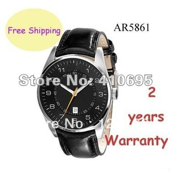 Free Shipping Japan Quartz Movement mens Watch With Original box And Certificate Model AR5861