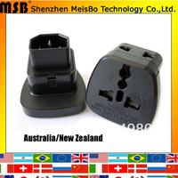travel convert 10A 250V ABS material Eu to Plilppines plug adaptor worldwide used  10pcs/lot free shipping
