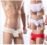 Free Shipping Pouch Designer Transparent Mens Sheer Briefs Underwear