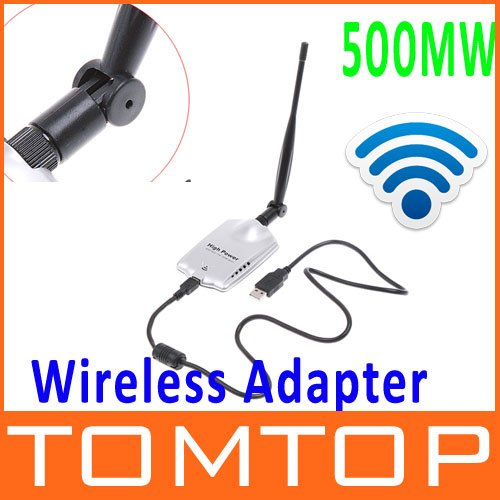 Best Selling!USB Wireless LAN Adapter Wifi Receiver Network Card 802.11N 150M 5dBi Antenna 500MW,Retail Box+Free Shipping(China (Mainland))