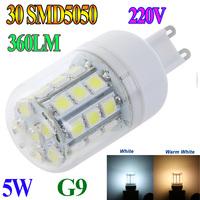 Светодиодная лампа TOMTOP G9 48 SMD 220V 192LM 3W 360 H9103