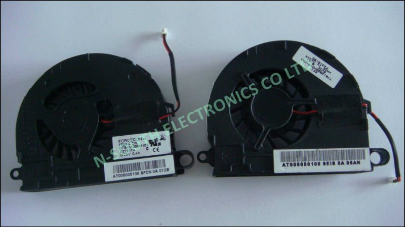 Free shipping+ Laptop CPU Cooling Fan For hp 6400 dc5v 0.4a(China (Mainland))