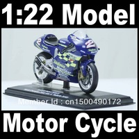 NEW 1:22 Motor Cycle model motorcycle SUZUKI RGV World Champion 2000 (rider K. Roberts Junior) Diecast Model In Box Bike