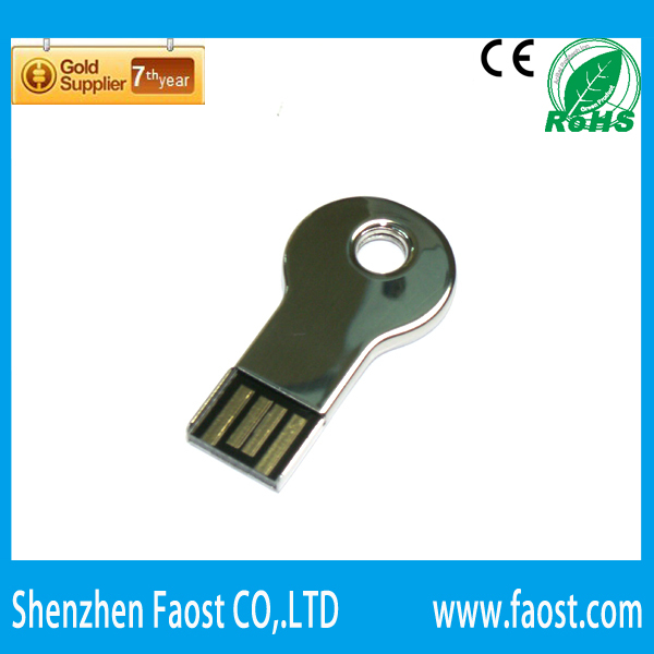 mini metal key pen drive, key flash drive, Shenzhen usb manufacture(China (Mainland))