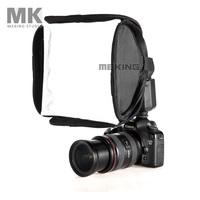 Softbox Diffuser For SpeedLight Flash 23cm Foldable Flash Soft box for camera