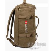 Aerlis man bag canvas barrel bag shoulder bag sports bag