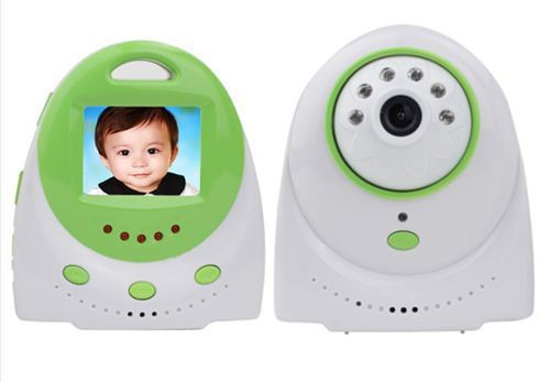 Good Digital 4 Channels Wireless Baby Care Monitor Video LCD Security Voice Control 2-Way Talk Housing. Free & Drop Shipping(China (Mainland))