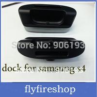 For samsung galaxy s4 dock USB Sync Data Charger Dock Cradle Station For Samsung Galaxy S4 i9500 Free Shipping 1PCS/lot