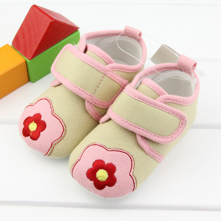 Baby Toddler Shoes Eco Friendly Princess Shoes(China (Mainland))