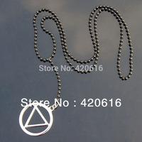 Fashion Mens Naruto Anime Cosplay Hidan Necklace Pendant Key Chain Gift Free Shipping Wholesale