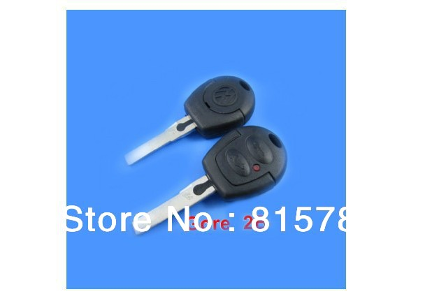 Wholesale Professional VW 2 Buttons Car Smart Remote Control Key for Volkswagen GOL with 100% A+ Quality+Free Shipping(China (Mainland))