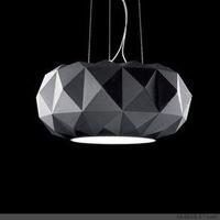 Restaurant lamp modern lamp fashion glass pendant light black