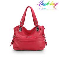 Bags 2013 women's color block decoration women's shoulder bag cross-body bag women's bag