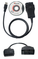 TOYOTA TIS J2534 Xhorse black cable with toyota 22pin adapter Techstream software free shipping