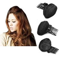 Front Hair Bangs Puff Paste Princess Hairstyle Heightening Clip Device HQS-G103704