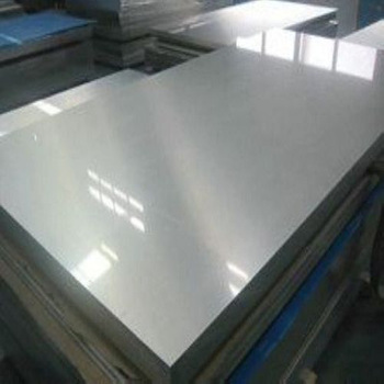 stainless steel sheet in grade 316L, cold rolled, hot rolled finish