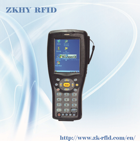 Handheld UHF RFID Reader(China (Mainland))