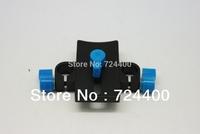 Slider [drop Shipping] Lens Support Mount Clamp Holder Bracket for Dslr Rig 15mm Rod Rail System Follow Focus 5d Ii 7d 60d D90