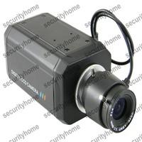 "1/3"" SONY Effio-P Super WDR 960H 700TVL CCD Box camera CS 3.5-8mm Auto Iris Lens CCTV Camera 3D-DNR"